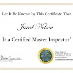 Certified Master Home Inspector, Boca Raton